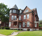 Tower Grove Home with Turret