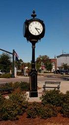 Loris, SC Clock