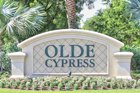 Olde Cypress Home Search