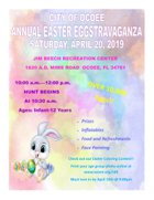 Ocoee Easter Eggstravaganza