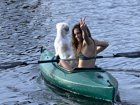 Kayaking Merritt Island
