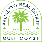 Palmetto Real Estate Gulf Coast logo