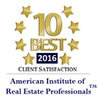 Tom Speaks Nationally Recognized Realtor