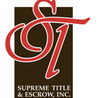Takes you to Supreme Titles website!