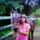 Sue Shiels with Horse