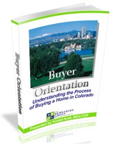 Denver Home Buyer Orientation Book