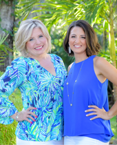 Angela Geller and Amanda Geller Hutchinson Island Homes