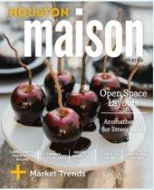 Fall issue of Roger Martin's Houston Maison Magazine