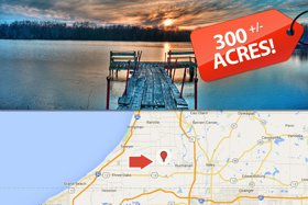 300 Acres with Private Lake