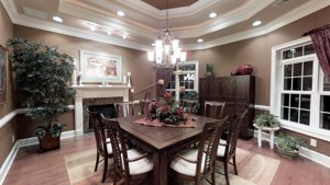Formal Dining/Den