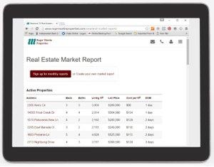 Market Statistics for Popular Neighborhoods, Houston, TX