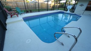 6577 Waterford Circle in Sarasota - Inviting heated pool