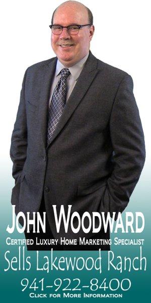John Woodward Sells Sarasota and Lakewood Ranch in Florida
