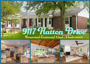 9117 Hatton Dr. SOLD FAST