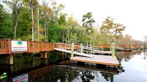 Cypress River Day Docks