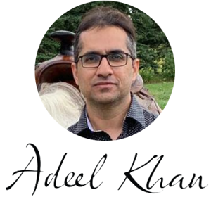 Adeel Khan - Real Estate Salesperson