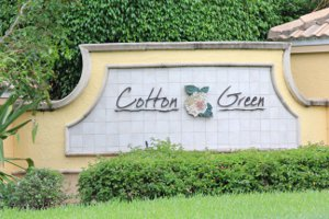 Cotton Green Homes