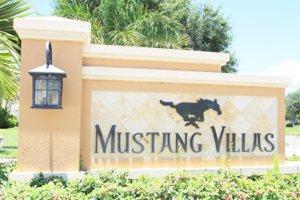 Mustang Villas Home Search