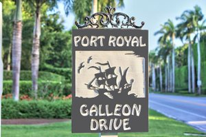 Naples FL Port Royal Luxury Waterfront Homes
