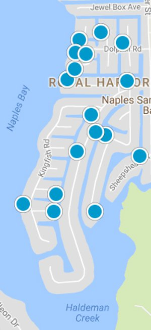 Royal Harbor Home Search