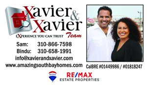 Xavier and Xavier Team Contact Information