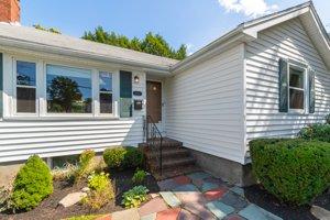 123 Truro Ln Milton, MA 02186 Exterior House