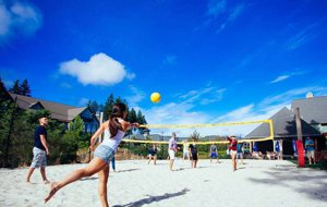 Jack's Place Volleyball