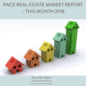 Pace Real Estate Market - market values are going up