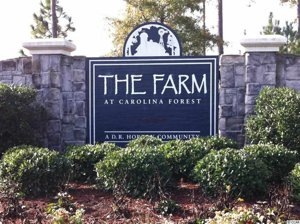 The Farms at Carolina Forest Homes for Sale