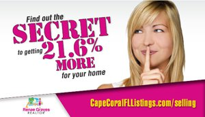 Cape Coral FL real estate listings Secret to selling more