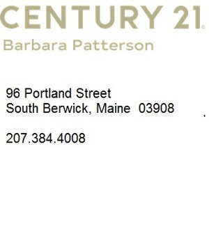 CENTURY 21 Barbara Patterson Southern Maine Real Estate
