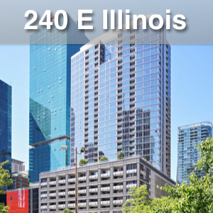 240 E illinois condos for sale