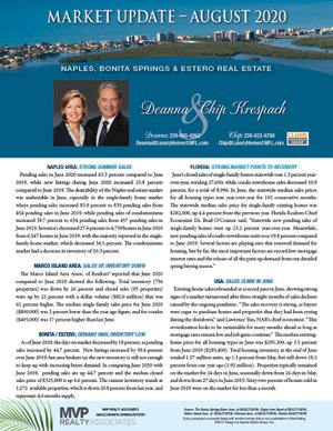 SWFL Real Estate - Aug 2020