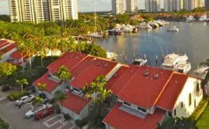 Townhomes in Aventura Florida