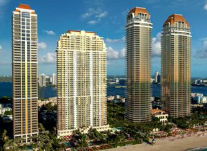 Acqualina beachfront luxury residences Sunny Isles