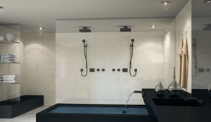 Porsche Residences bathrooms