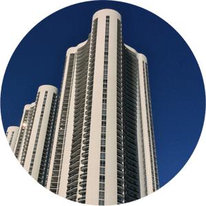 Trump Towers 1, 2, 3 Miami