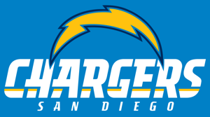 Old San Diego Chargers Logo