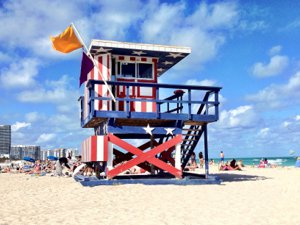 palm beach fl homes lifeguard station