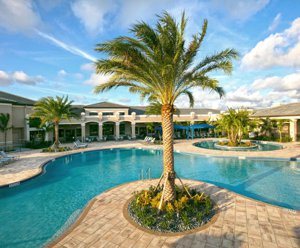 Valencia Homes Pool FL
