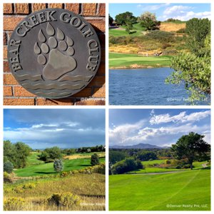 Lakewood CO Golf Courses Bear Creek and Lakewood Country Club