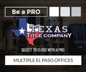 homes for sale in el paso - Texas Title