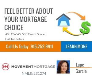 Homes near me - el paso lenders
