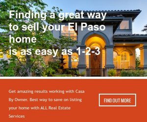 Sell your El Paso Home
