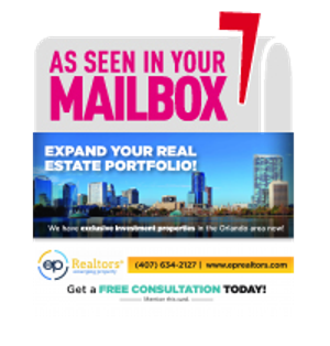 """as seen in your mailbox"" image"