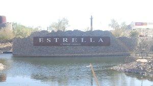 Estrella Mtn Sign