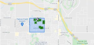 Apache Wells in Mesa