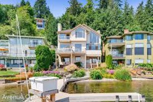Waterfront Homes For Sale In Washington