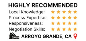 Client review in Zillow for Sold home in Arroyo Grande CA