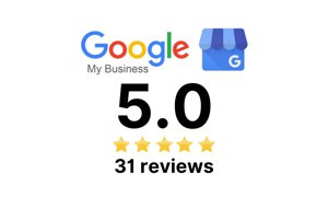 Client reviews in Google My Business Page for sold homes in San Luis Obispo County